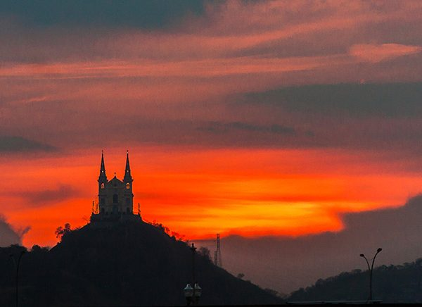 Igreja da Penha   -  Foto: Arthur Moura