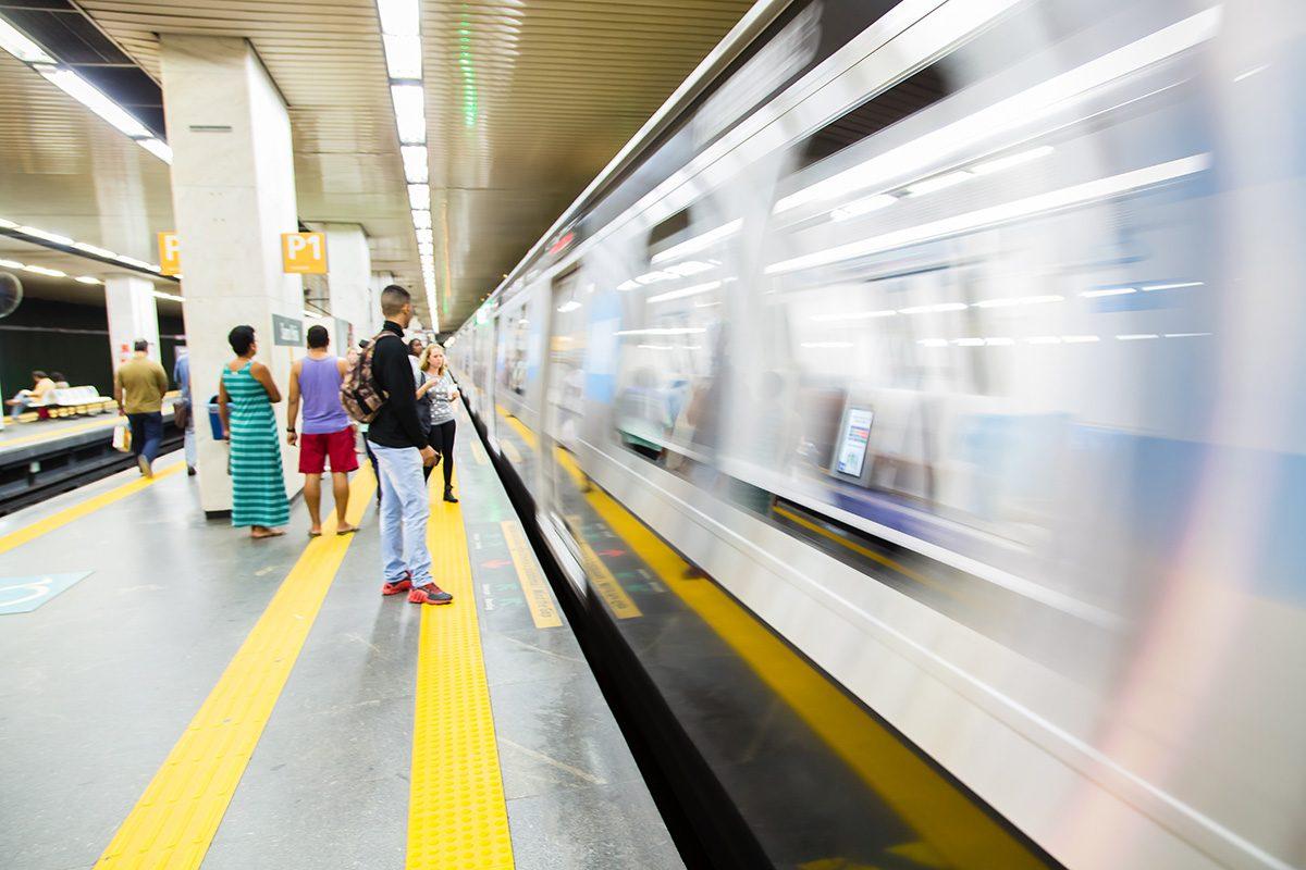 Metrô Rio - Foto: Arthur Moura