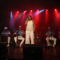Show de samba no Lapa 40º  -  Foto: Arthur Moura