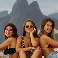Garotas do Rio  -  Foto: Arthur Moura