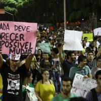 Manifestação na Presidente Vargas, em 20/06/2013 - Foto: Arthur Moura