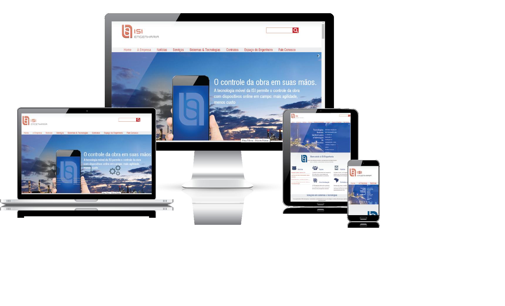 site-isi-engenharia-responsivo-transparente