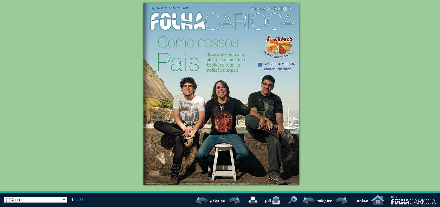 Folha Carioca_FlipBook Edição 111