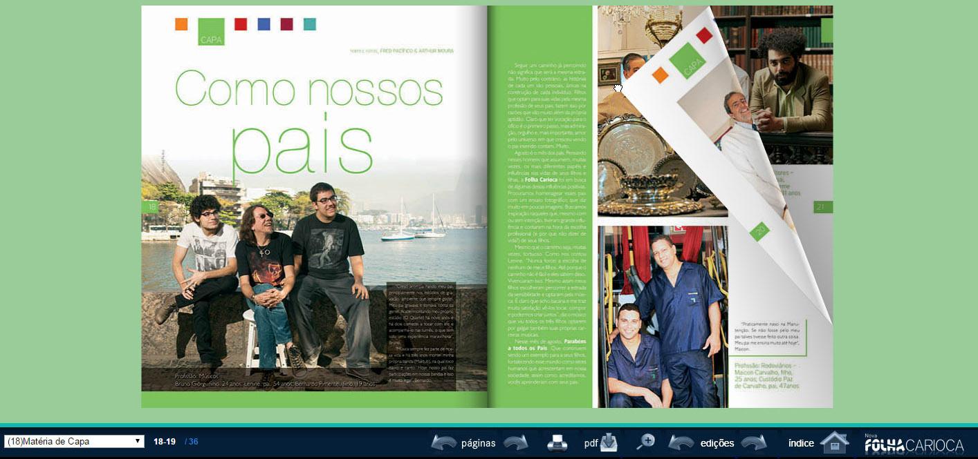 Folha Carioca_ Flipbook