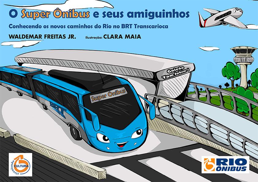 O Super Ônibus V4-1