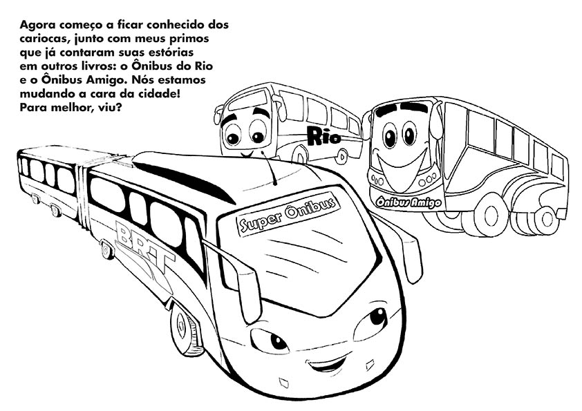 O Super Ônibus V4-6
