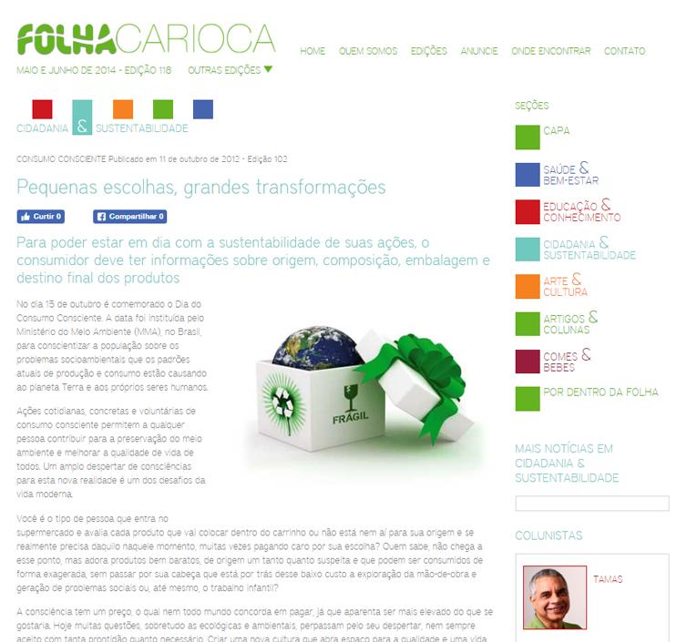 Site_Folha_Carioca