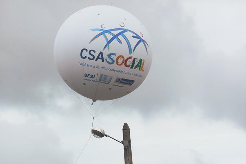 Ambientação CSA Social